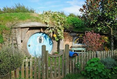 霍比特人的小屋